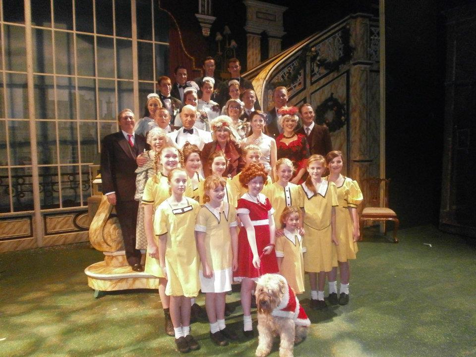 Annie Grand Theatre Blackpool