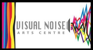 v noise google logo