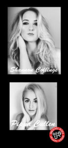 Shannon and Pippa headshots